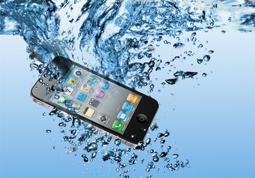 waterschade herstel iPhone